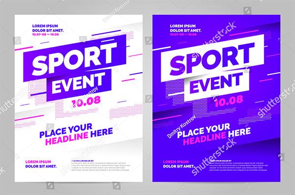 Vector Sports Flyer