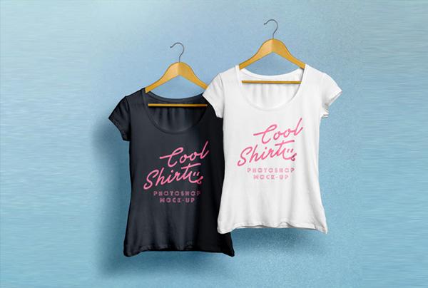 35+ Best Free T-Shirt Mockups
