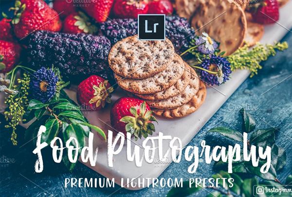 Best Food Photography Lightroom Presets