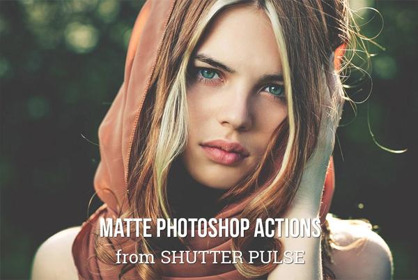 Best Premium Matte Photoshop Actions
