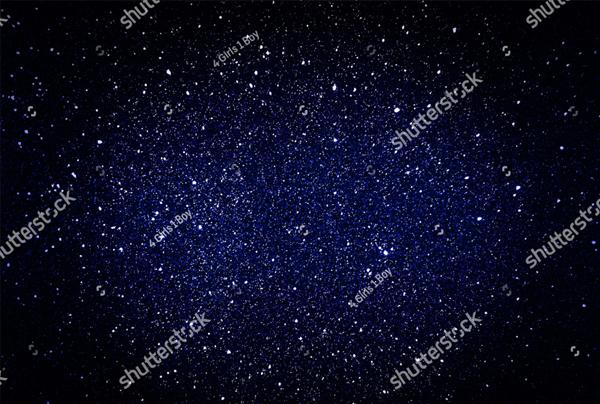 Black Blue Glitter Texture