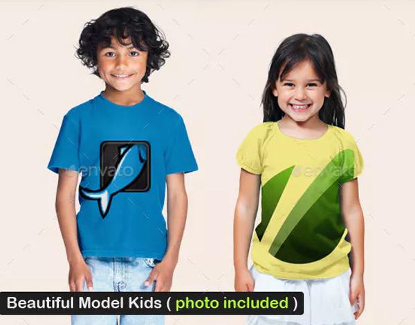 Kids T Shirt Mockups 43 Free Premium Psd Ai Format Downloads