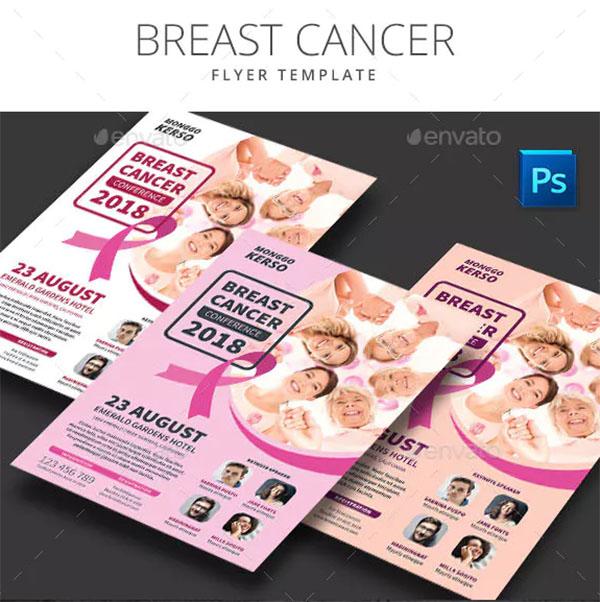 Breast Cancer Design Flyer
