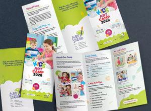 Camp Brochures