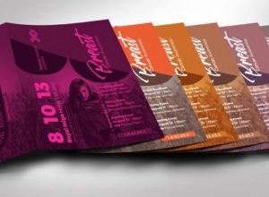 Cancer Awareness Brochure Templates