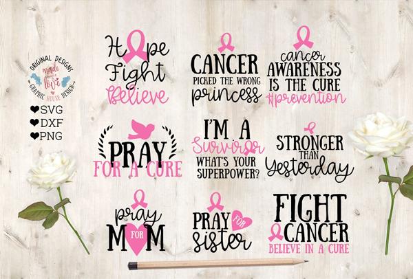 Cancer Awareness Bundle