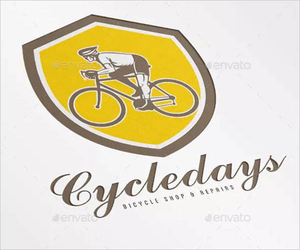 Cycledays Bicycle Shop Logo