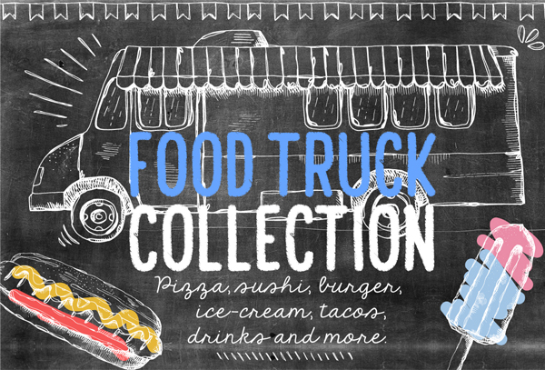 Food Truck Banner Templates