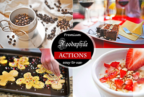 Foodaphile Actions