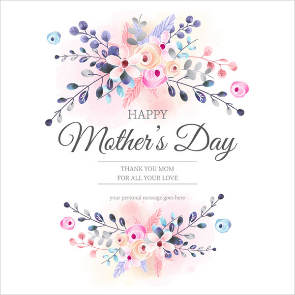 Free Mother's Day PSD Flyer