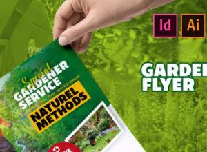 Garden Flyer Templates