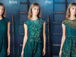 Glitter Photoshop Overlays
