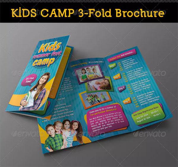 Kids Camp Summer Fest Bundle