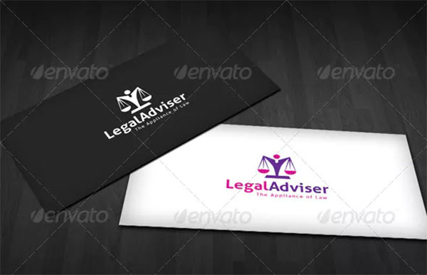Legal Adviser Logo