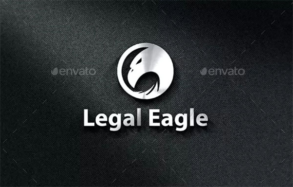 Legal Eagle Logo Design