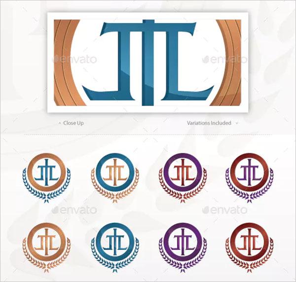 Legal Justice Logo Design