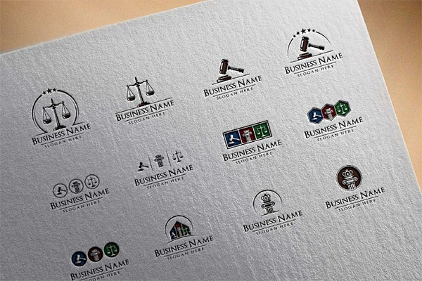 Legal Logo Bundle Designs
