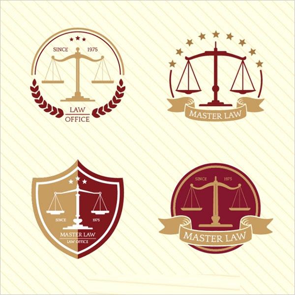 Legal Logo Free PSD Designs