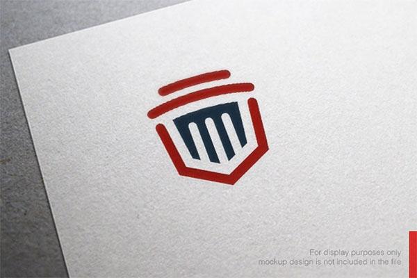 Legal Logo PSD Logo