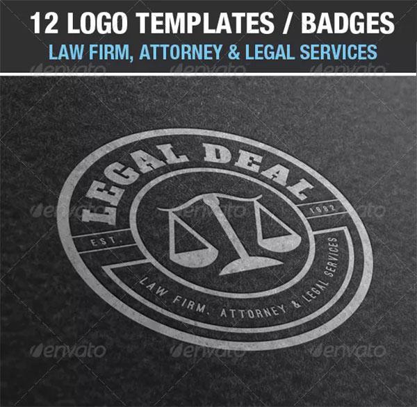 Legal Services Logos