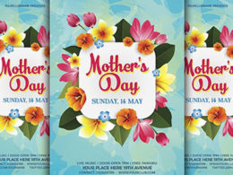 Mothers Day Flyer Templates