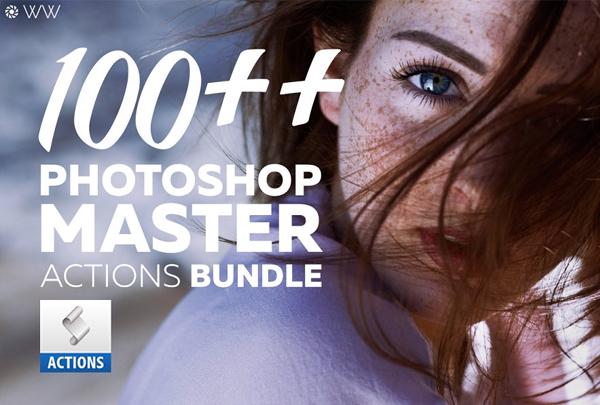 Photoshop Master Actions Bundle