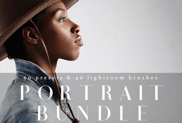 Portrait Lightroom Bundle