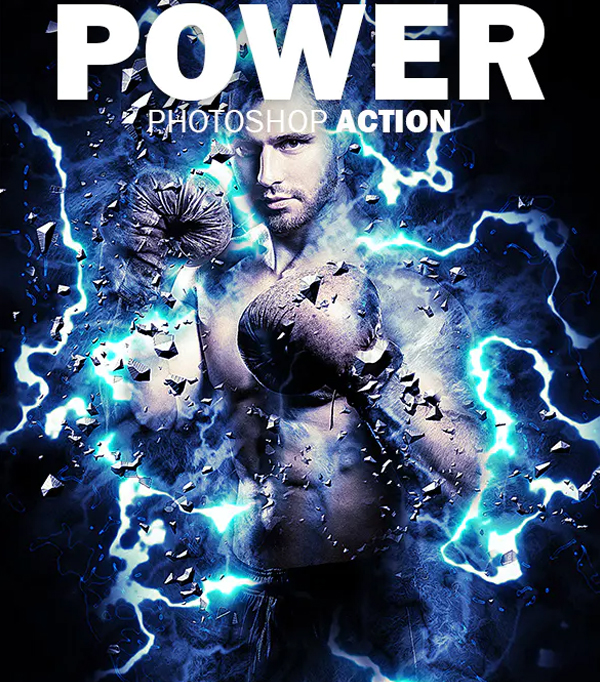 Power Photoshop Actions