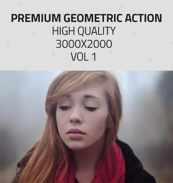 Premium Geometric Action