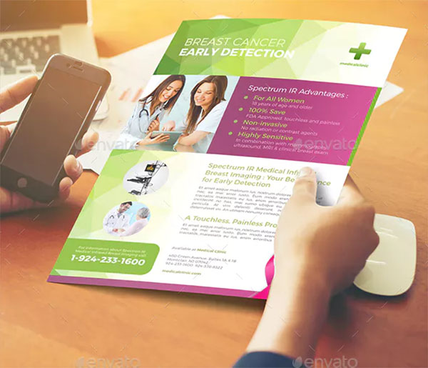 Print Breast Cancer Flyer