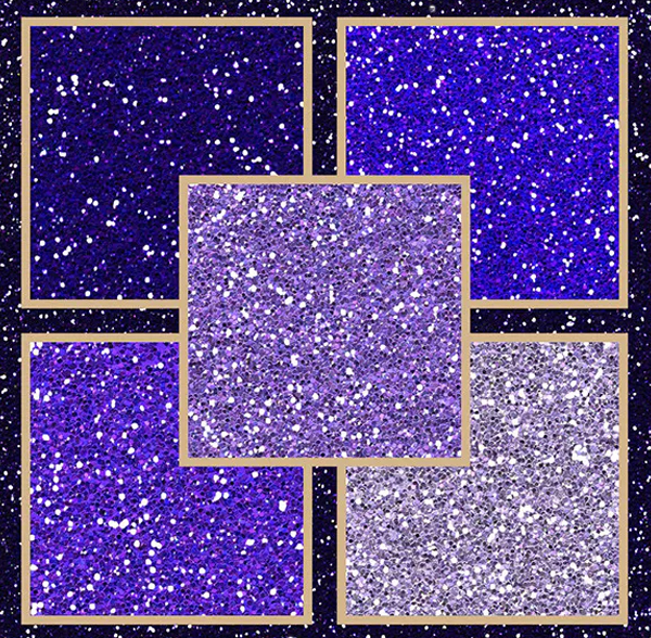 Purple Glitter Pack Textures