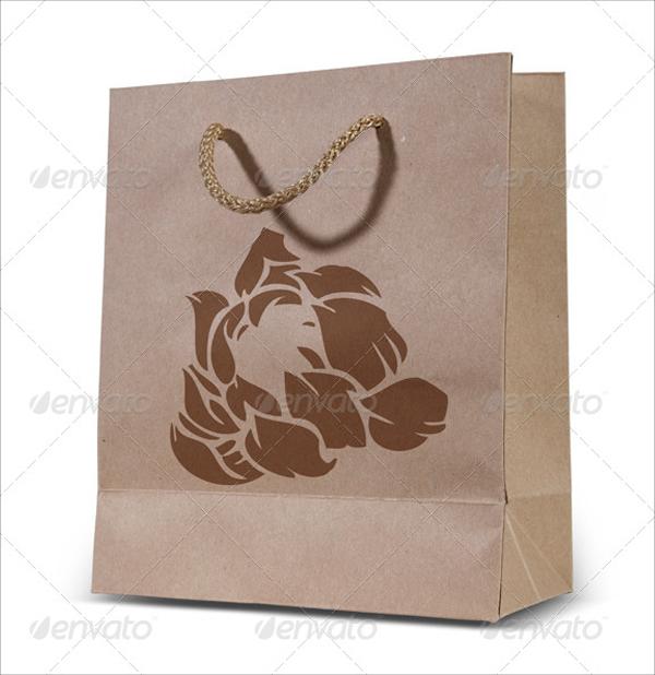 Shopping Bags Photoshop Mockup Templates