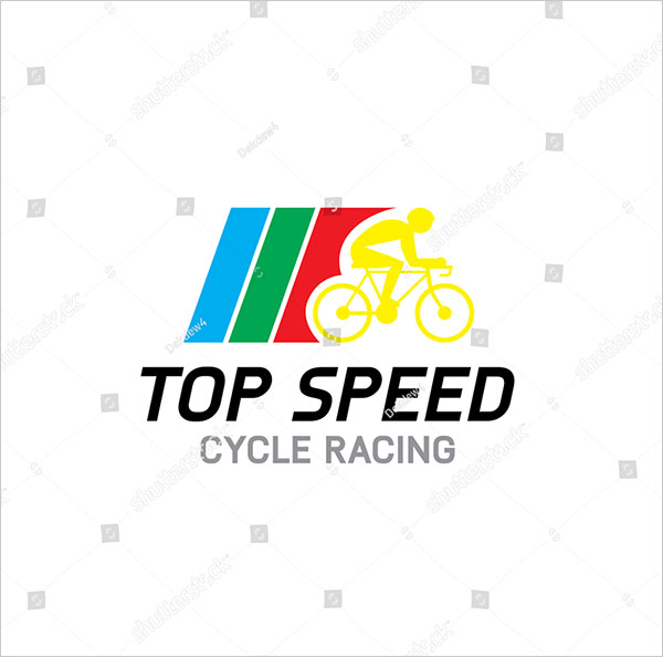 Vector Bicycle Sport Logo