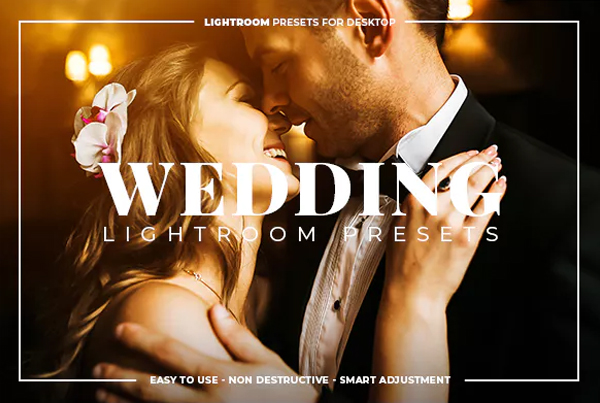 Beautiful Wedding Lightroom Preset