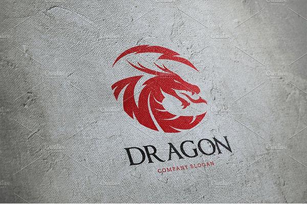 Best Dragon Logo Template