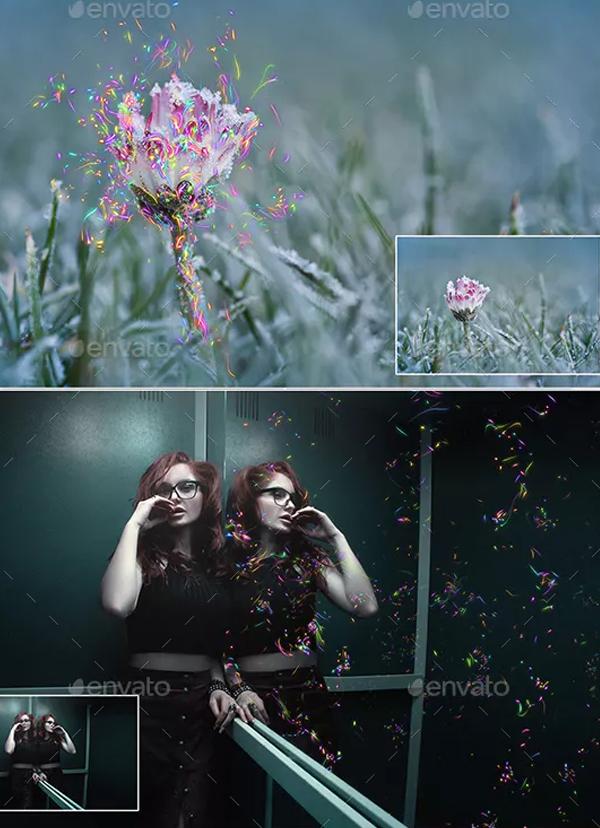Best Magic Light Overlays for Photoshop