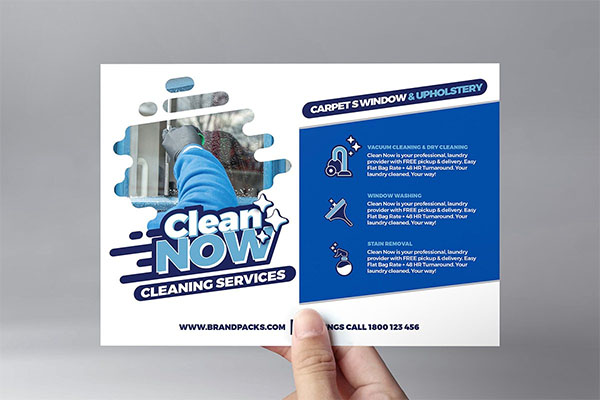 Cleaning Service Templates Pack