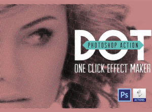 Dots Photoshop Actions