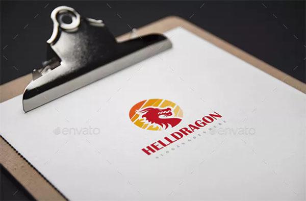Dragon Company Logo Design