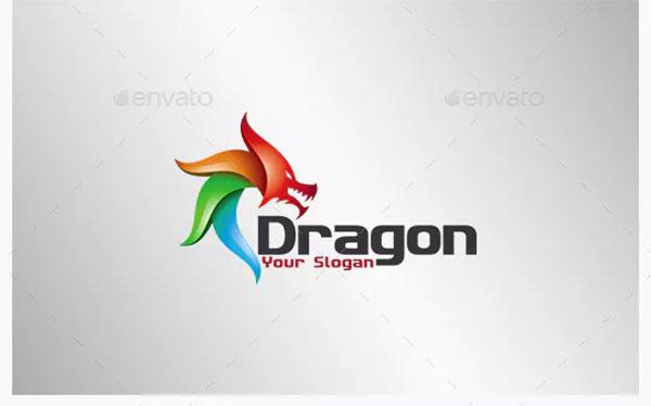 Dragon Excellent Logo
