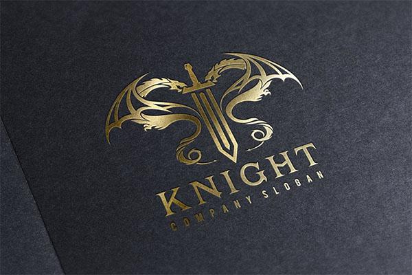 Dragon Knight Logo