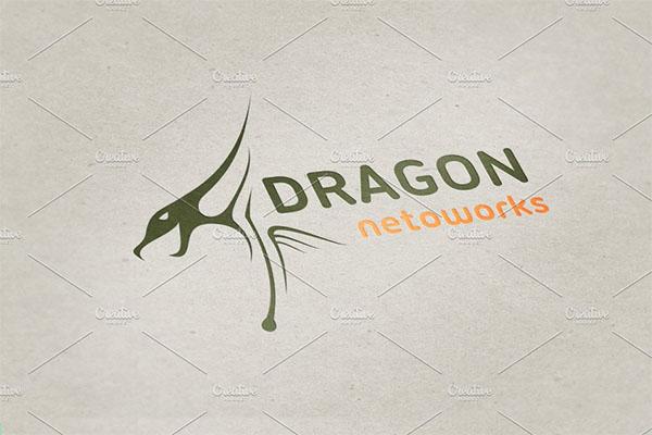 Dragon Networks Logo
