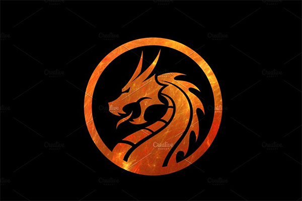 Dragon Standard Logo