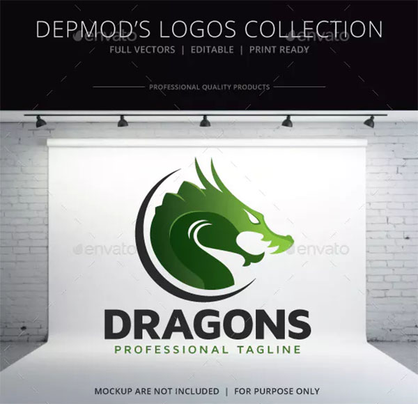 Dragons Business Logo