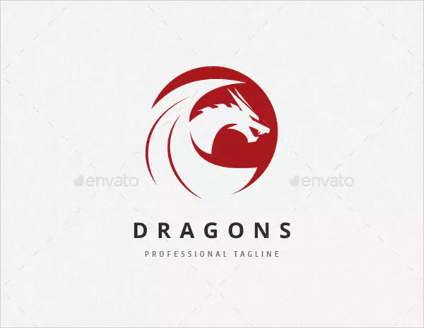 Dragons Logo Designs
