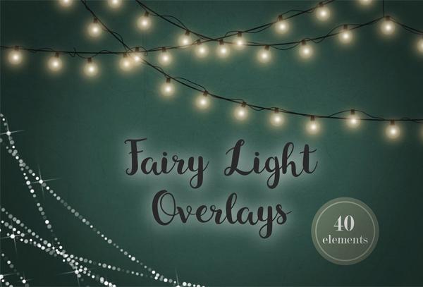 Fairy Light Overlays