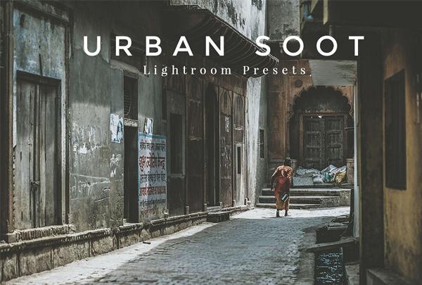 Free Download Urban Soot Lightroom Presets