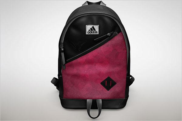 Free PSD Backpack Mockup