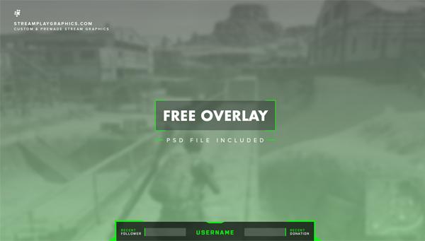 Free Twitch Overlays