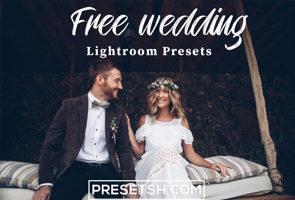 Free Wedding Preset